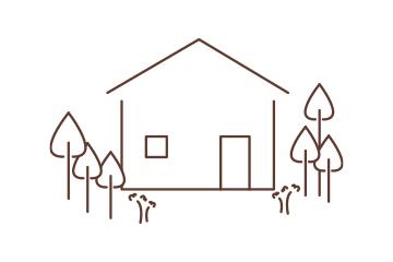 近隣との関係性を良くするのイラスト